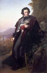 Charles-Melchior-Artus, marquis de Bonchamps (1760-1793), général vendéen (Girodet Anne-Louis) - Muzeo.com