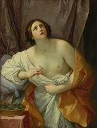 Cléopâtre (Guido Reni) - Muzeo.com