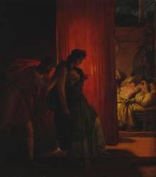 Clytemnestre (Guérin Pierre-Narcisse) - Muzeo.com