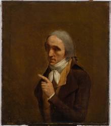 François-Benoît Hoffmann (1760-1828) (Boilly Louis Léopold) - Muzeo.com
