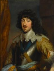 Gaston de France, duc d'Orléans (1608-1660) (Paulin Guérin) - Muzeo.com