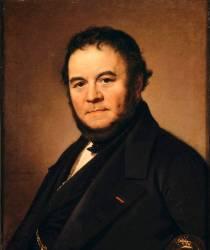 Henri Beyle (1783-1842), écrivain, dit Stendhal (Olof Johan Södermark) - Muzeo.com