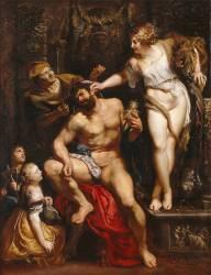 Hercule et Omphale (Pierre Paul Rubens) - Muzeo.com