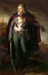 Jacques Cathelineau (1759-1793), généralissime vendéen (Anne-Louis Girodet) - Muzeo.com