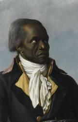 Jean-Baptiste Belley, député de Saint-Dominique à la Convention (détail) (Girodet Anne-Louis) - Muzeo.com