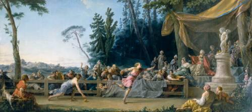 La Course d'Hippomène et d'Atalante (Halle Noël) - Muzeo.com