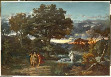 La Destruction de Sodome (Guillaumet Gustave Achille) - Muzeo.com