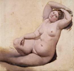 La Femme aux trois bras (Jean-Auguste-Dominique Ingres) - Muzeo.com