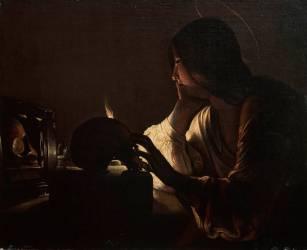 La Madeleine (Anonyme) - Muzeo.com