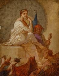 La petite noblesse (Thomas Couture) - Muzeo.com