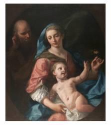 La Sainte Famille (Pompeo Batoni) - Muzeo.com