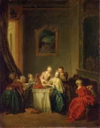 La Toilette (Pater Jean-Baptiste) - Muzeo.com