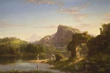 L'Allegro (Thomas Cole) - Muzeo.com