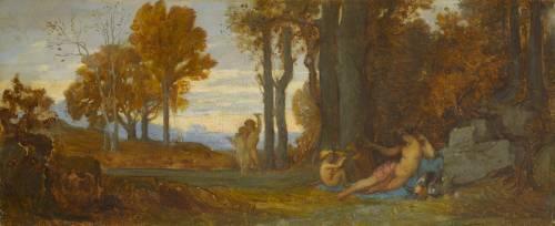 L'Automne (Guillaumet Gustave Achille) - Muzeo.com