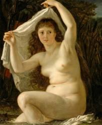Le Bain de Diane (Gros Antoine-Jean) - Muzeo.com