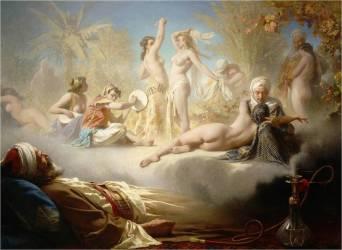 Le Rêve du croyant (Achille Zo) - Muzeo.com