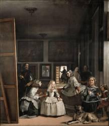 Les Ménines (Diego Velazquez) - Muzeo.com