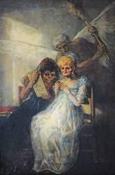 Les Vieilles (Francisco de Goya) - Muzeo.com