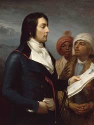 Louis-Charles-Antoine Desaix, général de division (1768-1800) (Appiani Andrea l'Aîné) - Muzeo.com