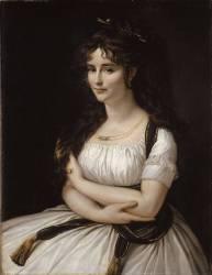 Madame Pasteur (Gros Antoine-Jean) - Muzeo.com