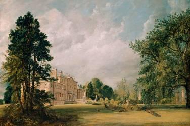 Malvern Hall (John Constable) - Muzeo.com