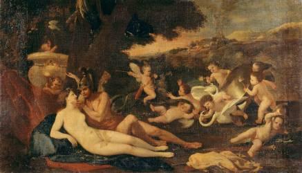 Mars et Vénus (Anonyme) - Muzeo.com