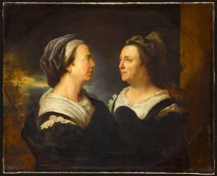 Mme Rigaud, née Marie Serre, mère de l'artiste (Hyacinthe Rigaud) - Muzeo.com