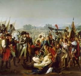 Mort du général Desaix à la bataille de Marengo le 14 juin 1800 (Broc Jean) - Muzeo.com