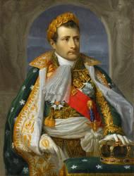 Napoléon Ier, roi d'Italie (Andrea Appiani) - Muzeo.com