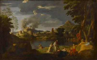 Orphée et Eurydice (Nicolas Poussin) - Muzeo.com