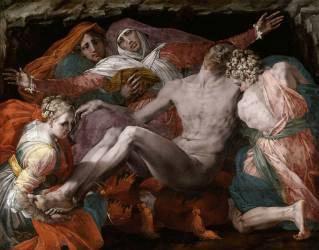 Pietà (Rosso Fiorentino) - Muzeo.com