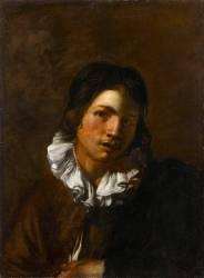 Portrait d'e jeune homme (Anonyme) - Muzeo.com