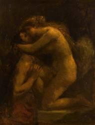Pygmalion et Galatée (Jean-François Millet) - Muzeo.com