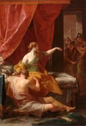 Samson et Dalila (Pompeo Batoni) - Muzeo.com