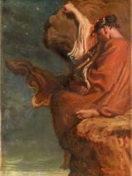 Sapho (Théodore Chasseriau) - Muzeo.com