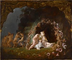Titania endormie (Richard Dadd) - Muzeo.com