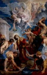 Triptyque de saint Etienne (Pierre Paul Rubens) - Muzeo.com