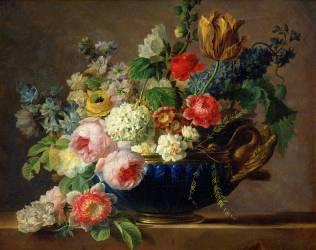 Vase de Fleurs (Gérard van Spaendonck) - Muzeo.com