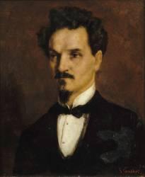 Victor-Henri, marquis de Rochefort-Luçay (Gustave Courbet) - Muzeo.com