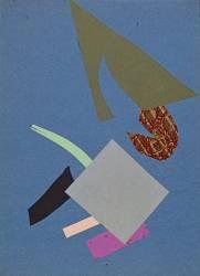 Combat contre l'Océan (Olga Rozanova) - Muzeo.com