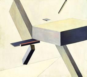 Composition (Eliezer Lissitzky) - Muzeo.com