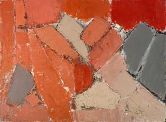 Composition (Nicolas de Staël) - Muzeo.com