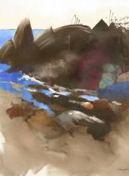 Impression mouvante (Langevin Pascal) - Muzeo.com