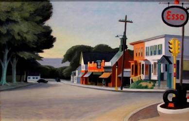 Portrait of Orleans (Hopper Edward) - Muzeo.com