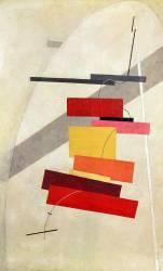 Sans Titre (Eliezer Lissitzky) - Muzeo.com