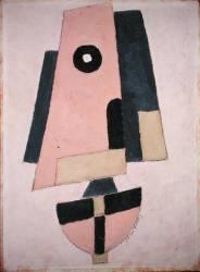 Bateau - Coque Rose et Noire (Marsden Hartley) - Muzeo.com