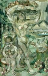 Abondance (Henri Le Fauconnier) - Muzeo.com