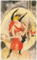Acrobate (Charles Demuth) - Muzeo.com