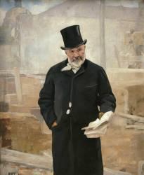 Adolphe Alphand (Alfred Roll) - Muzeo.com