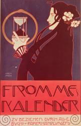 Affiche pour la 14ème exposition de la Sécessions viennoise (Moser Koloman) - Muzeo.com